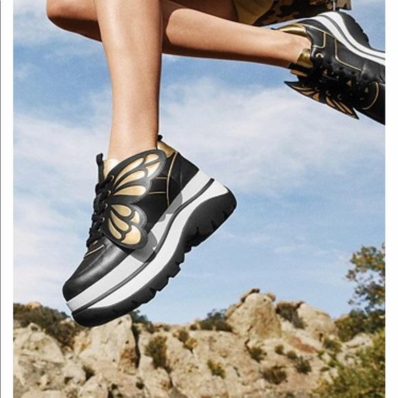 Michael Kors Felicia Butterfly Shoes